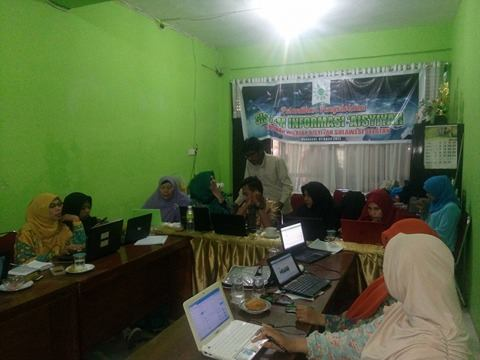 Pelatihan Sistem Informasi 'Aisyiyah