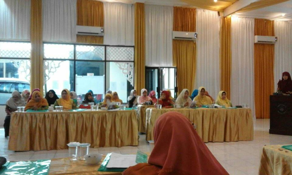 Pembukaan Baitul Arqam Pimpinan Daerah Se-Sulawesi Selatan